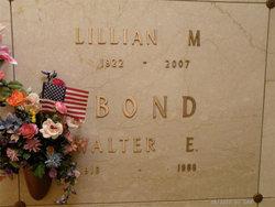Lillian Marian <I>Veit</I> Bond