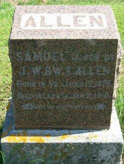 Samuel J Allen