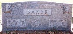 Buford Ray Baker