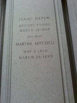 Martha Minot <I>Mitchell</I> Depew