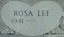 Rosa <I>Lee</I> Abbott