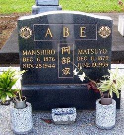 Matsuyo <I>Fujiwara</I> Abe