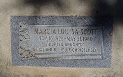Marcia Louisa Scott
