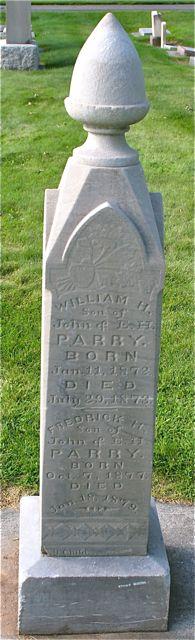 Frederick Hugh Parry