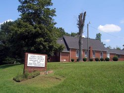 Kimes Chapel Baptist Church Cemetery