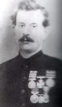 Pvt Joseph Bradshaw