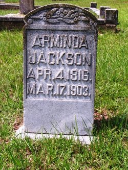 Arminda <I>England</I> Jackson