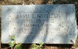 Annie Louise <I>McEntire</I> Norfleet