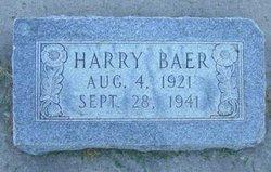 Harry Baer Merrill