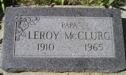 Leroy McClurg