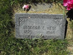Leonora Cannon <I>Piggott</I> Hess