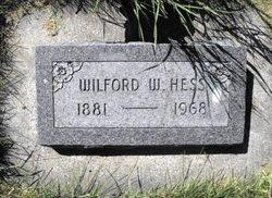 Wilford Woodruff Hess