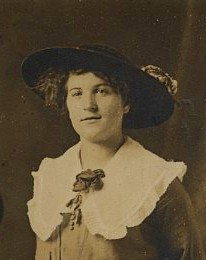 Mary Ella <I>Hill</I> Alton