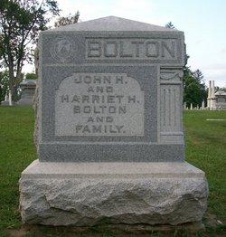 Lieut John Henry Bolton