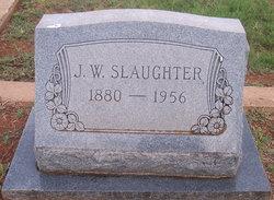 "Jackson Ward ""Cub"" Slaughter"