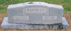 Vale Jackson Barnett