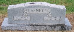 Minnie Mae <I>Slaughter</I> Barnett