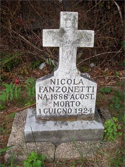 "Nicholas ""Nicola"" Sanzonetti"