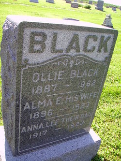 Alma Ethel <I>Palmer</I> Black