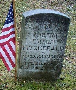 Pvt Robert Emmet Fitzgerald