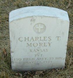 Charles T Morey