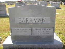 Francis Elwood Barkman
