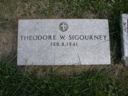 Theodore W Sigourney