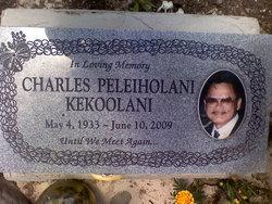 Charles Peleiholani Kekoolani