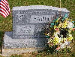 Lloyd Everett Early
