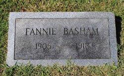 Fannie Basham