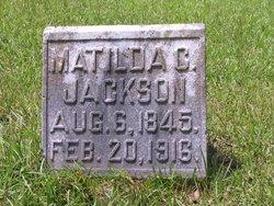 Matilda Caroline Jackson