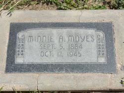 Minnie Artimisha <I>Wilcock</I> Moyes