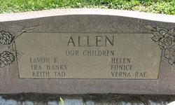 "Ephraim Hanks ""Rex"" Allen"