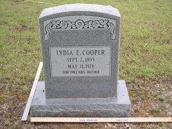 Lydia Elizabeth <I>Copeland</I> Cooper