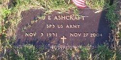 J E Ashcraft
