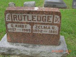 Zelma G Rutledge