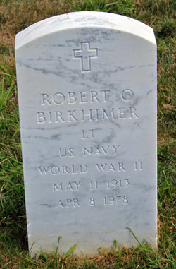 Robert O Birkhimer