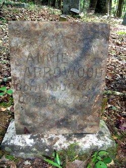 Annie <I>Griffith</I> Arrowood