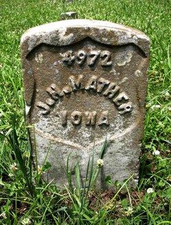 Pvt John H Mather
