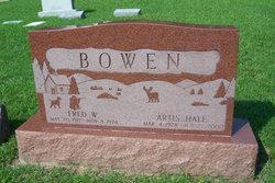 Frederick W. Bowen