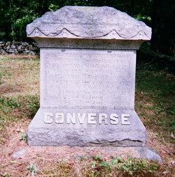Sarah R <I>Ladd</I> Converse