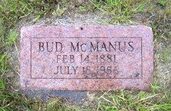 """James Edward """"Bud"""" McManus"""