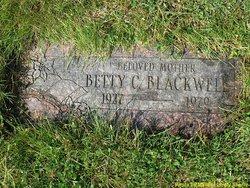 Betty C. Blackwell