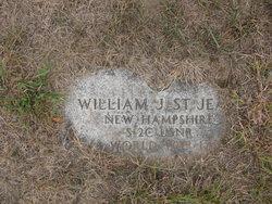 William Joseph St Jean
