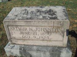 Arthur N Johnston