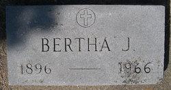 Bertha Josephine <I>Foss</I> Ammerman