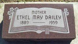 Ethel May <I>Lewis</I> Dailey