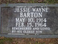 Jessie Wayne Barton