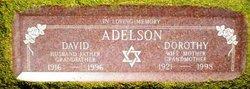 Dorothy Adelson