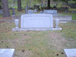 Myra Nell <I>Myers</I> Adams
